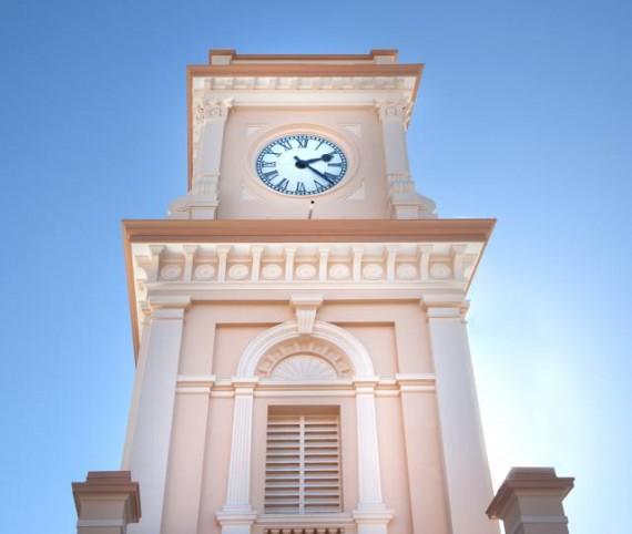 Goulburn Post Office Clock