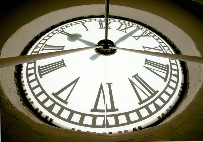 Clock Face internal