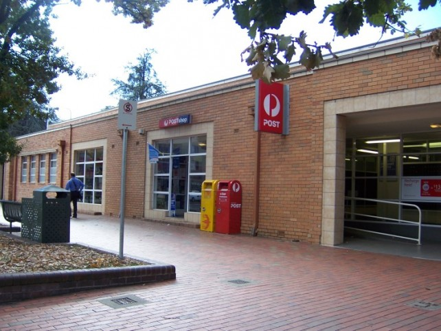 Kingston Post Office